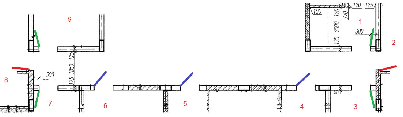 В какую сторону должны открываться железные двери?