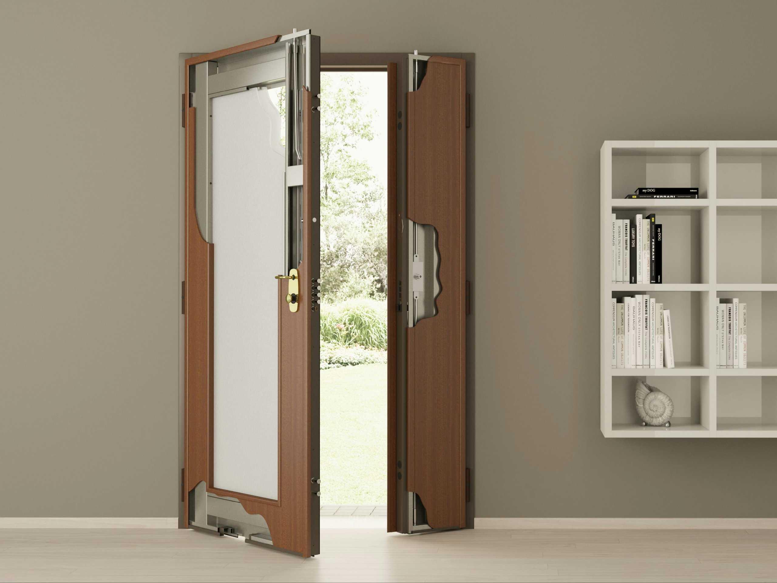 Самый быстрый способ ремонта: используем самоклеющуюся пленку для дверей