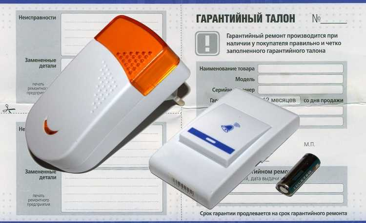 Звонки на батарейках: характеристика, особенности установки и выбора