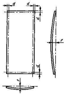 Ст сэв 4180-83 двери деревянные. метод испытания сопротивления ударной нагрузке / 4180 83