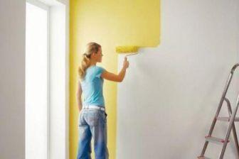 Как восстановить дверь с помощью краски по металлу без запаха?