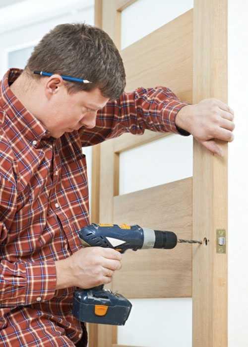 Как можно обновить двери, не меняя их