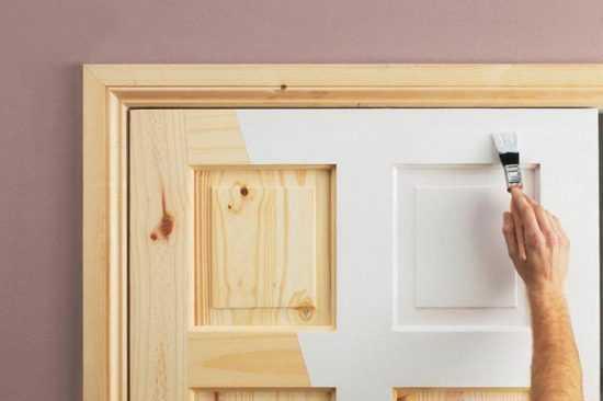 Легкое и элегантное решение: использование накладки на входную дверь