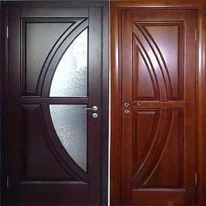 Двери из массива ольхи: отзывы потребителей