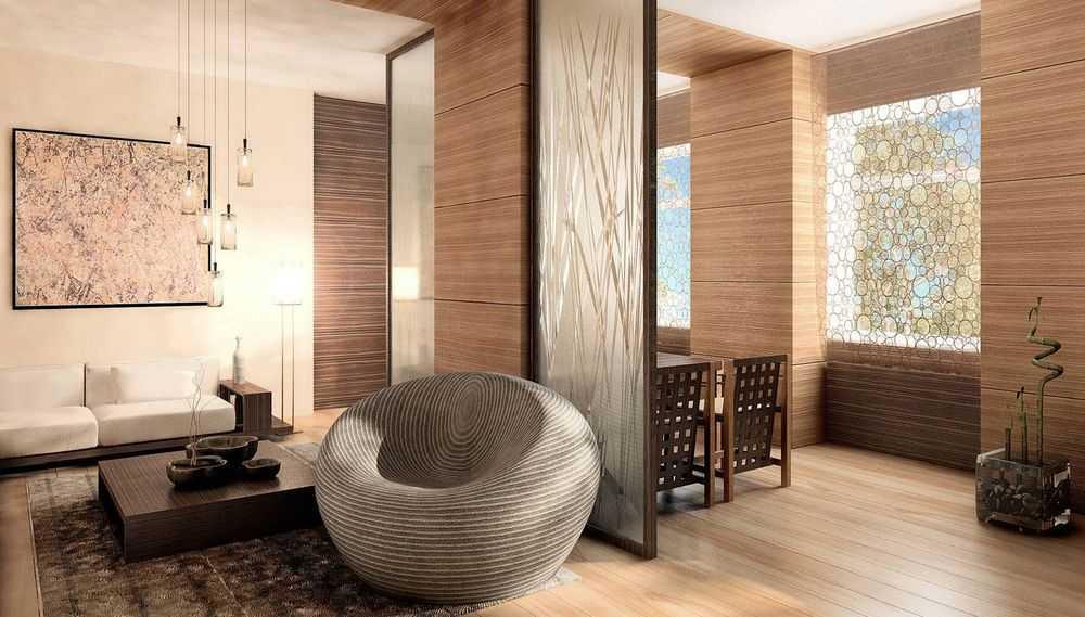 Бамбуковые обои — что это такое и как их правильно наклеить на стены?