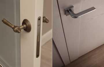 Из-за чего ломаются входные двери и как их починить своими руками?