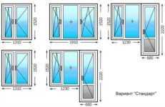 Выбор, установка и регулировка пластиковых балконных дверей