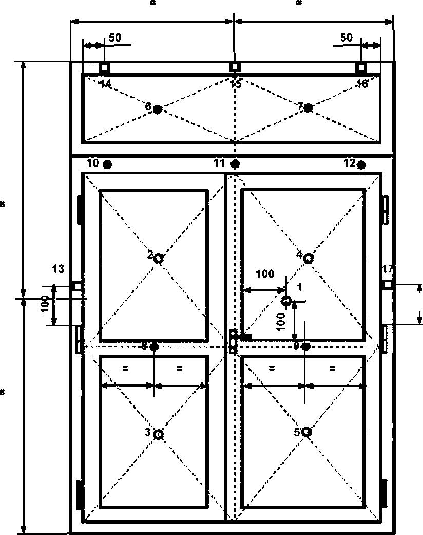Гост р 53307-2009 конструкции строительные. противопожарные двери и ворота. метод испытаний на огнестойкость