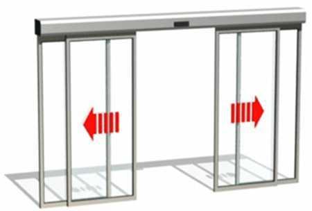 Функциональность и простота раздвижных дверей в стену
