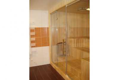 Стеклянная дверь для сауны выбираем размеры, используем термостекло, установка своим руками