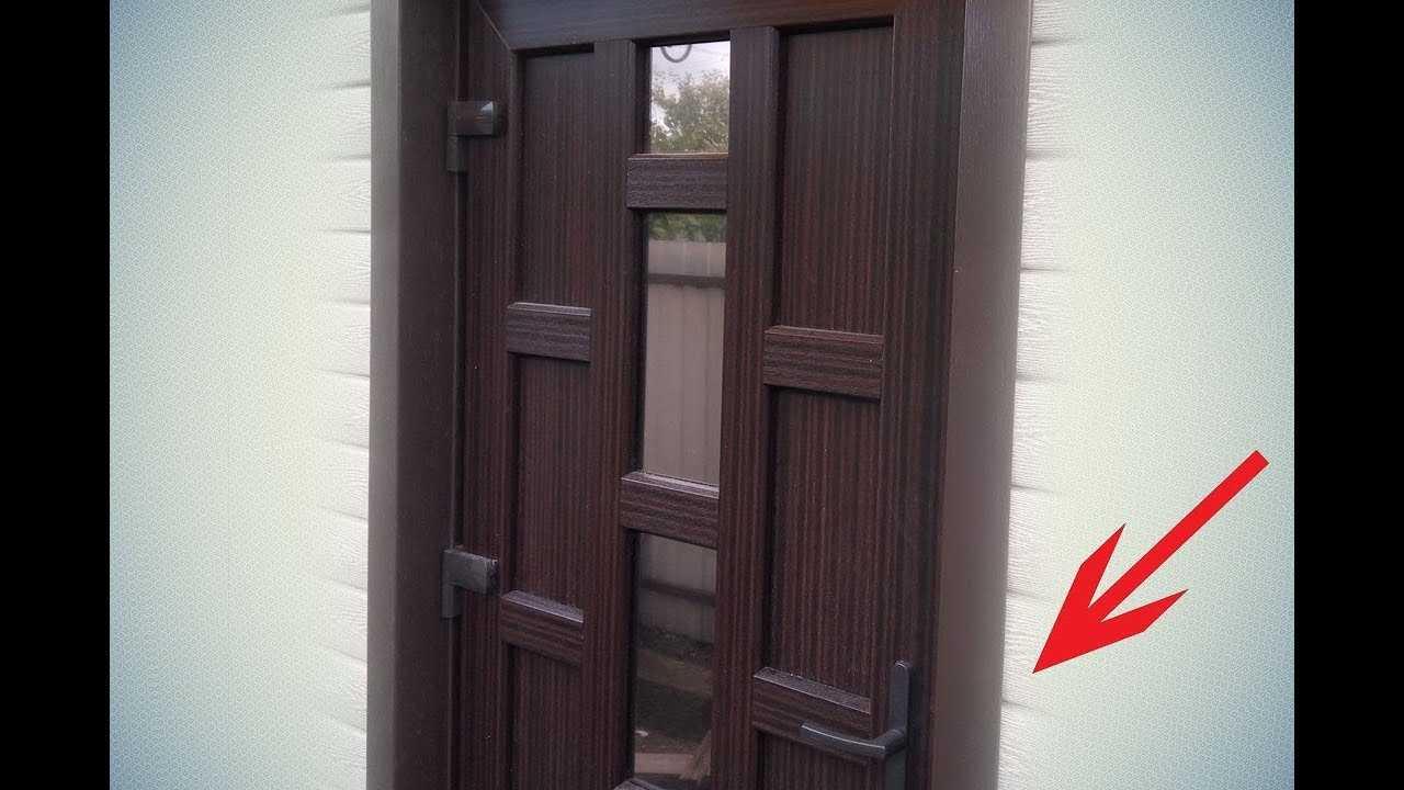 Стеклянная дверь в магазин — купите лучшую