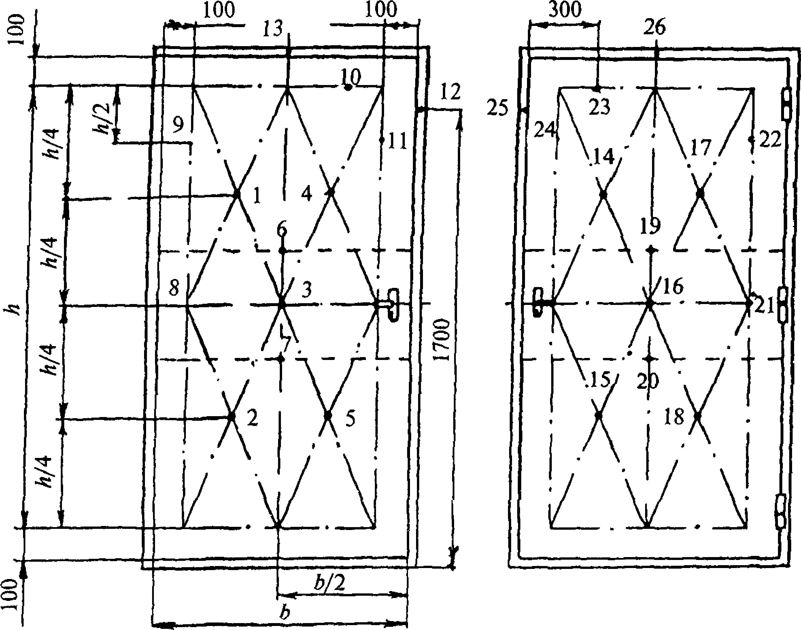 Гост р 53307-2009. конструкции строительные. противопожарные двери и ворота. метод испытаний на огнестойкость