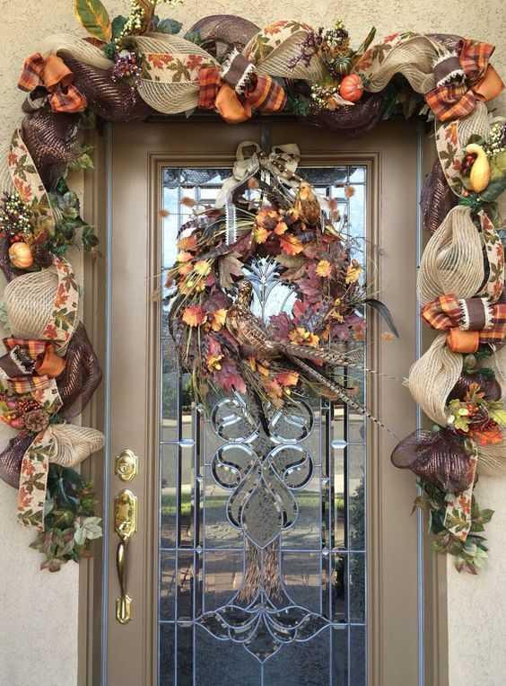 Все самое интересное о декоре дверей