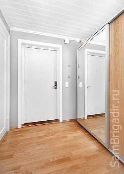 Дверь наружу или вовнутрь как правильно. куда должны открываться межкомнатные двери в квартире