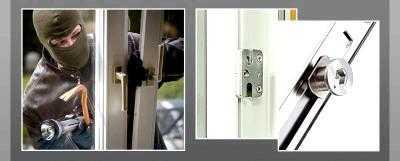 Как открыть пластиковую дверь на балконе, которую заклинило?