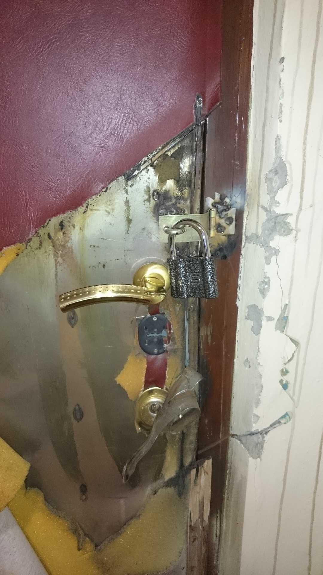 Как открыть дверь без ключа? ключ от всех дверей