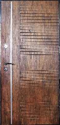 Выбираем металлические двери со стеклом — распишем все нюансы