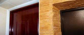 В каких случаях отдают предпочтение межкомнатным дверям без наличников ?
