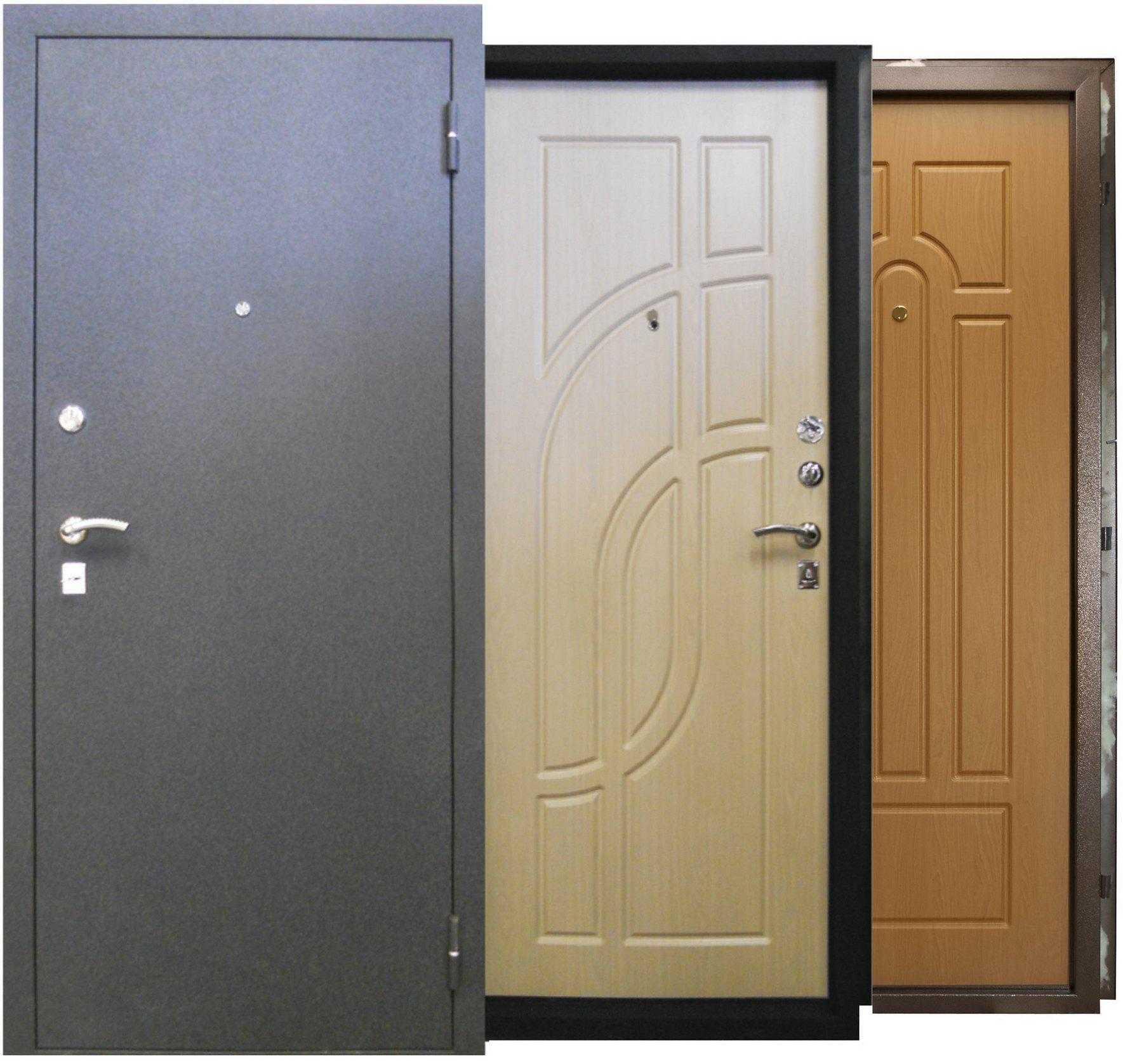 Выбираем входную дверь в квартиру: особенности конструкций и советы профессионалов