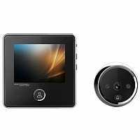 Преимущества беспроводных видеоглазков для входной двери