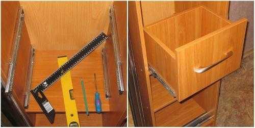 Как собрать двери шкафа-купе своими руками