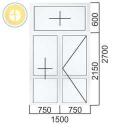 Технология самостоятельной установки пластикового окна и балконной двери