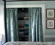 Рулонные шторы на дверь и вместо нее