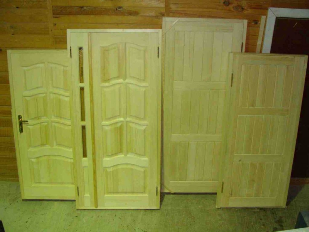 Гост 14624-84. двери деревянные для производственных зданий. типы, конструкция и размеры