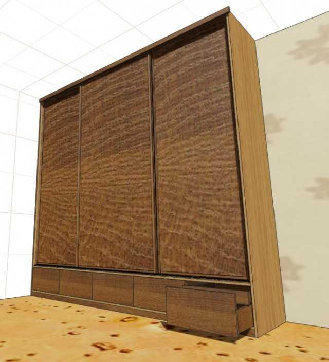 Как собрать дверь купе своими руками в домашних условиях