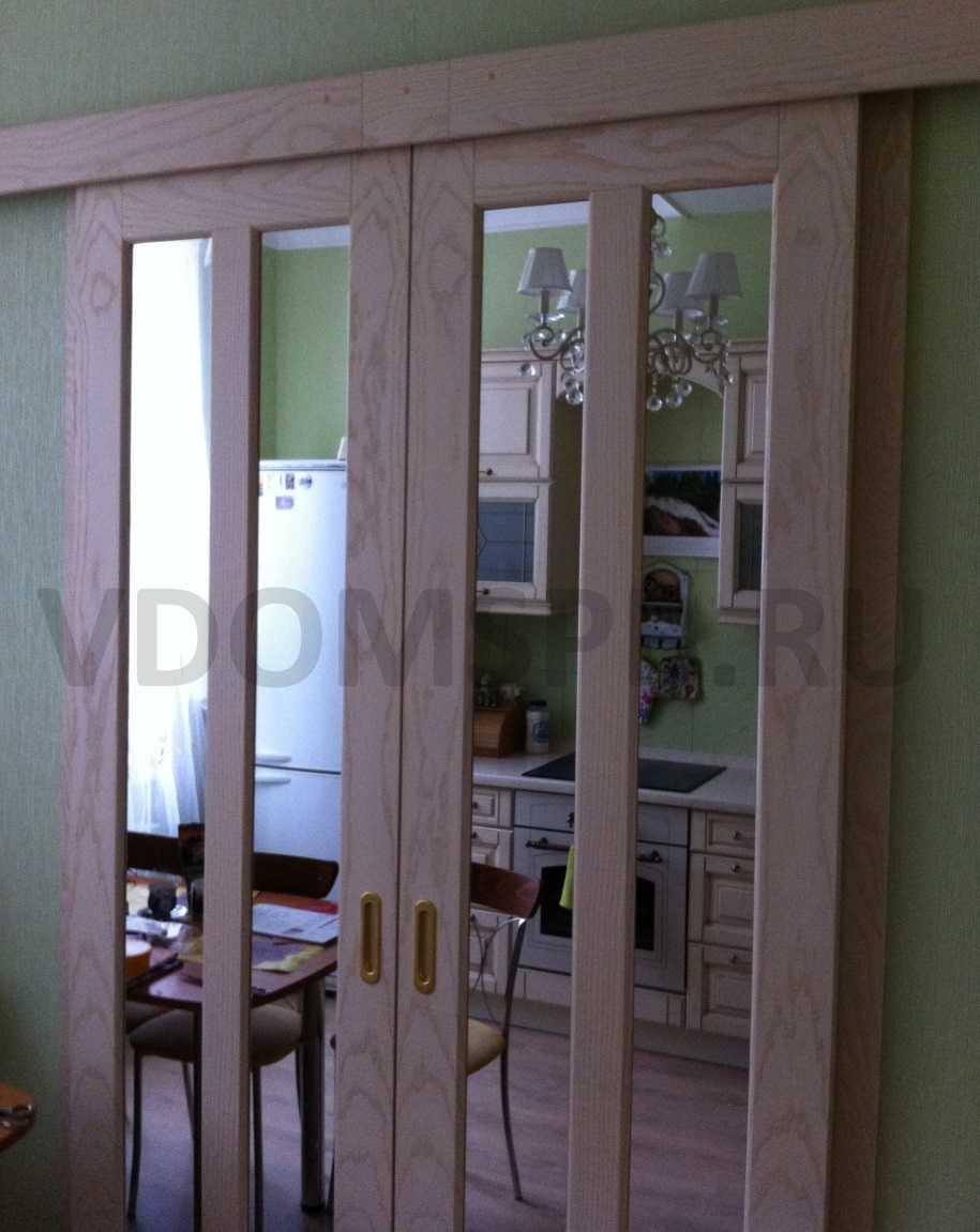 Мнимая хрупкость межкомнатных стеклянных дверей