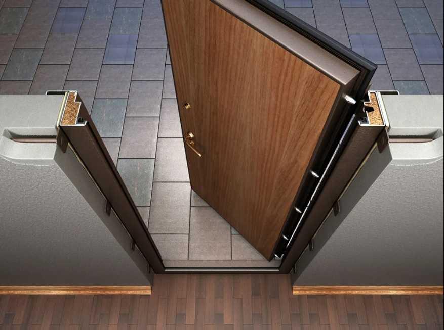 Куда должны открываться межкомнатные двери в квартире – требования и здравый смысл