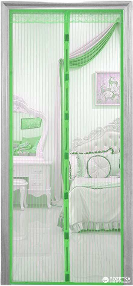 Самостоятельное изготовление и установка сетки на магнитах на дверь