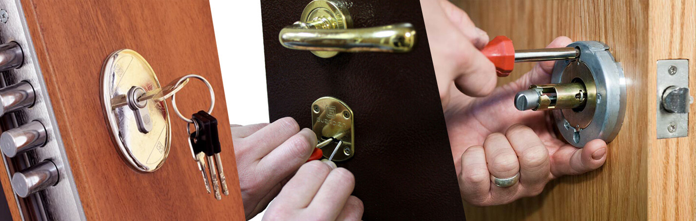 Несколько способов открыть замок двери без ключа