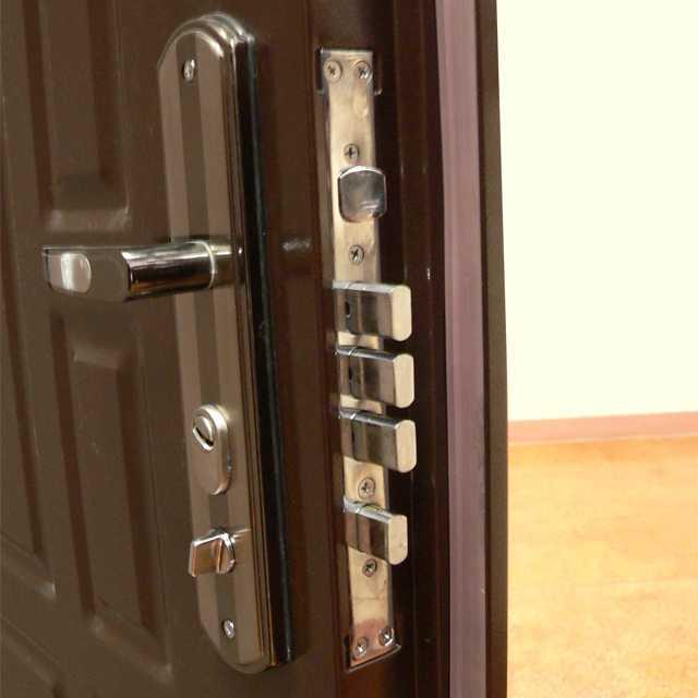 Технические характеристики самого надежного замка для металлической двери