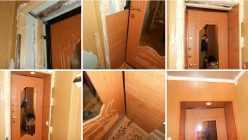 Обустройство порога для входной двери